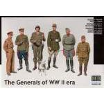 Masterbox 1:35 The Generals of WWII