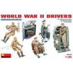 Miniart 1:35 World War II Drivers