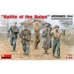 Miniart 1:35 Kampgruppe Pieper, Battle of the Bulge, Ardennes 1944