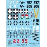 """HADModels - 1:48 FW-190 F-8 """" Magyarország, 1944-45 tele"""""""