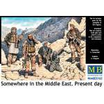 "Masterbox 1:35 ""Somewhere in the  Middle East. Present day"""
