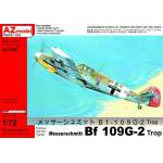 AZ Model 1:72 - MESSERSCHMITT BF-109G-2 TROP