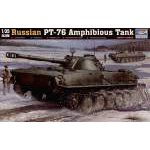 Trumpeter 1:35 Russian PT-76 Light Amphibious Tank