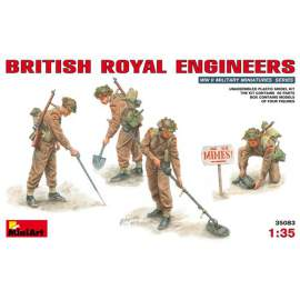 Miniart 1:35 Royal Engineers