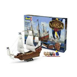 Revell 1:150 Gift Set - Royal Swedish Warship ´VASA´