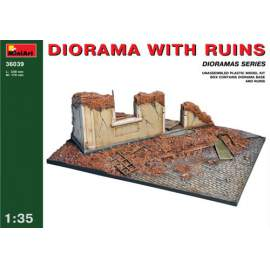 Miniart 1:35 - Diorama with Ruins