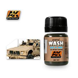 Oif & Oef - Us Vehicles Wash