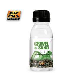 Gravel & Sand Fixer