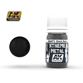 Xtreme metal black base