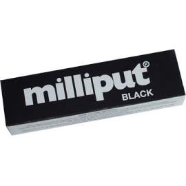 Milliput 2 part epoxy filler. (black)