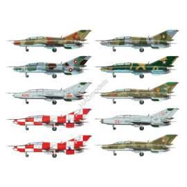 HADModels - 1:48 Mikoyan MiG-21UM part 2