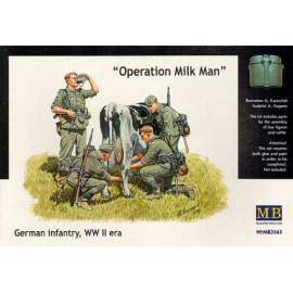 Masterbox 1:35 Operation Milk Man