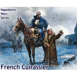 Master Box 1:32 French Cuirassier, Napoleonic Wars Series