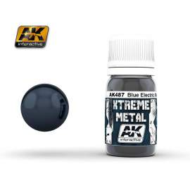 Xtreme metal - metallic blue