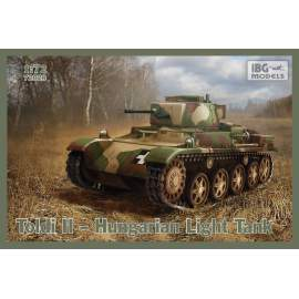 IBG Model 1:72 Toldi II. Hungarian Light Tank