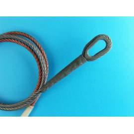Eureka vontatókábel (Towing cable for Sd.Kfz.184 Ferdinand SPG)