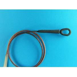 Eureka vontatókábel 1:72 towing cable for Sd.Kfz.184 Ferdinand SPG