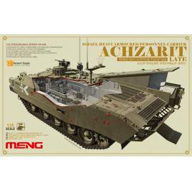 Meng Model 1:35 - Israeli Achzarit (Late) Heavy Armoured Personnel Carrier