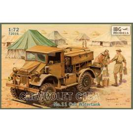 IBG Model 1:72 Chevrolet C15A No.11 Cab Watertank