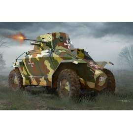 Hobbyboss 1:35 Hungarian 39M CSABA armoured car