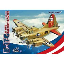 Meng Model B-17G Flying Fortress Bomber