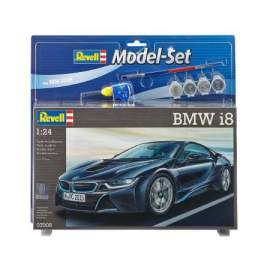 Revell Model Set - 1:24 BMW i8