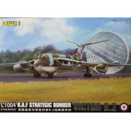 Great Wall Hobby - 1:144 R.A.F. Strategic Bomber VICTOR B2
