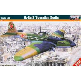 Mistercraft 1:72 IL-2m3 Operation Berlin