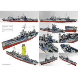 Modelling Full Ahead 2. New Orleans Class