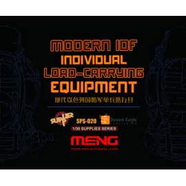 Meng Model 1:35 Modern IDF Individual Load-Carrying Equipment