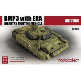 Modelcollect 1:72 BMP3 with ERA Infantry Fighting Vehicle