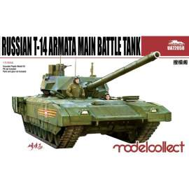 Modelcollect 1:72 Russian T-14 armata Main Battle Tank