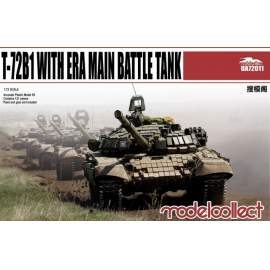 Modelcollect 1:72 T-72B1 with ERA Main Battle Tank