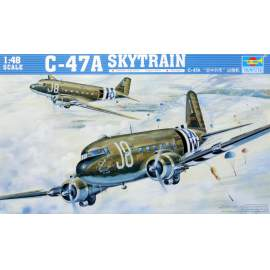 Trumpeter 1:48 C-47A Skytrain