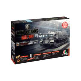 Italeri 1:35 World Of Tanks - Ferdinand