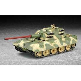 Trumpeter 1:72 German E-100 Super Heavy Tank