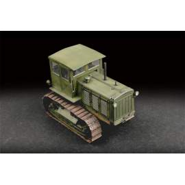 Trumpeter 1:72 Russian ChTZ S-65 Tractor with Cab