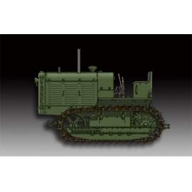 Trumpeter 1:72 Russian ChTZ S-65 Tractor