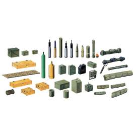 Italeri 1:35 Modern Battle Accessories