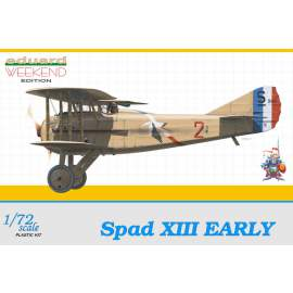 Eduard Weekend 1:72 - Spad XIII Early