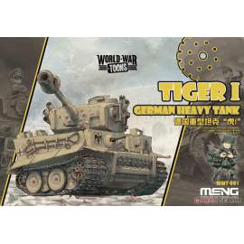 Meng Model German Heavy Tank Tiger I
