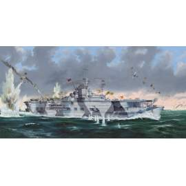 Trumpeter 1:350 German Navy Aircraft Carrier DKM Graf Zeppelin
