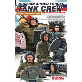Meng Model 1:35 Russian Armed Forces Tank Crew