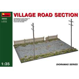 Miniart 1:35 Village Road section