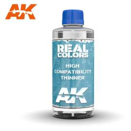 AK Real Color - High Compatibility Thinner (400ml)