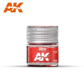 AK Real Color - Red (Piros)