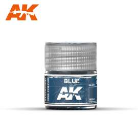 AK Real Color - Blue (Kék)