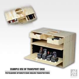 HZ Model - Professional Transport Case