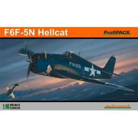Eduard Profipack 1:48 F6F-5N Nightfighter
