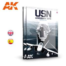 AK-Interactive - USN Legendary jets